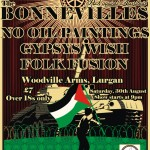 Poster Gig For Gaza a3