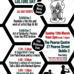 web culture day poster