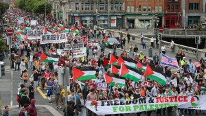 dublin-ireland-protest-during-operation-cast-lead-9-aug-2014